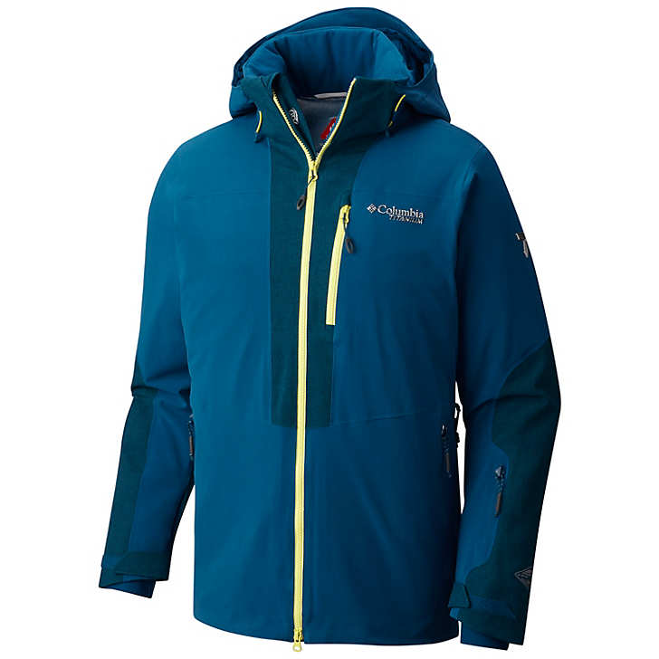 Columbia Men's Powder Keg Down Jacket