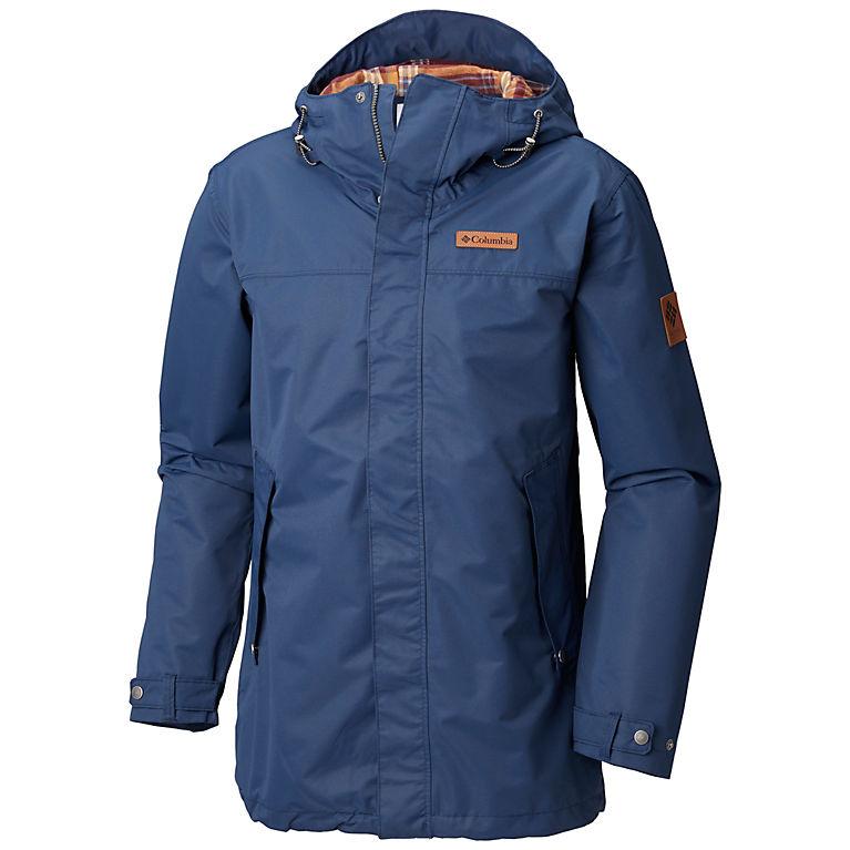 cc52020e634 Collegiate Navy Men s South Canyon™ Long Jacket