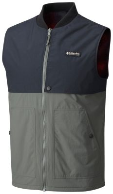 Men's Reversatility™ Vest at Columbia Sportswear in Oshkosh, WI | Tuggl