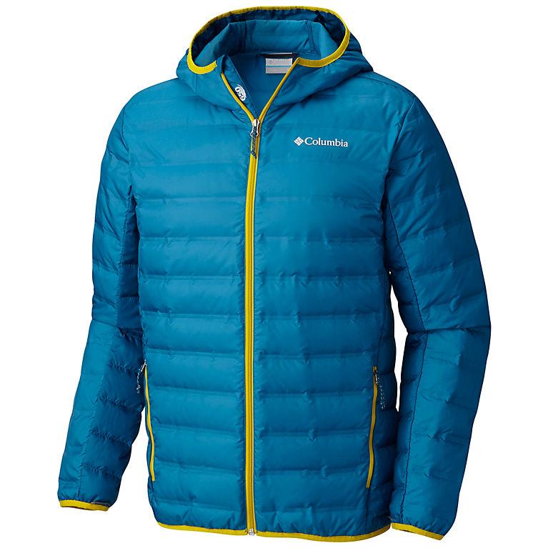 Phoenix Blue Chaqueta de plumón con capucha Lake 22™ para hombre 964129c98d2d