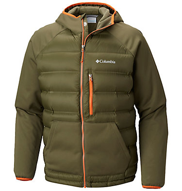 Men's Ramble™ Down Hybrid Hooded Jacket , front