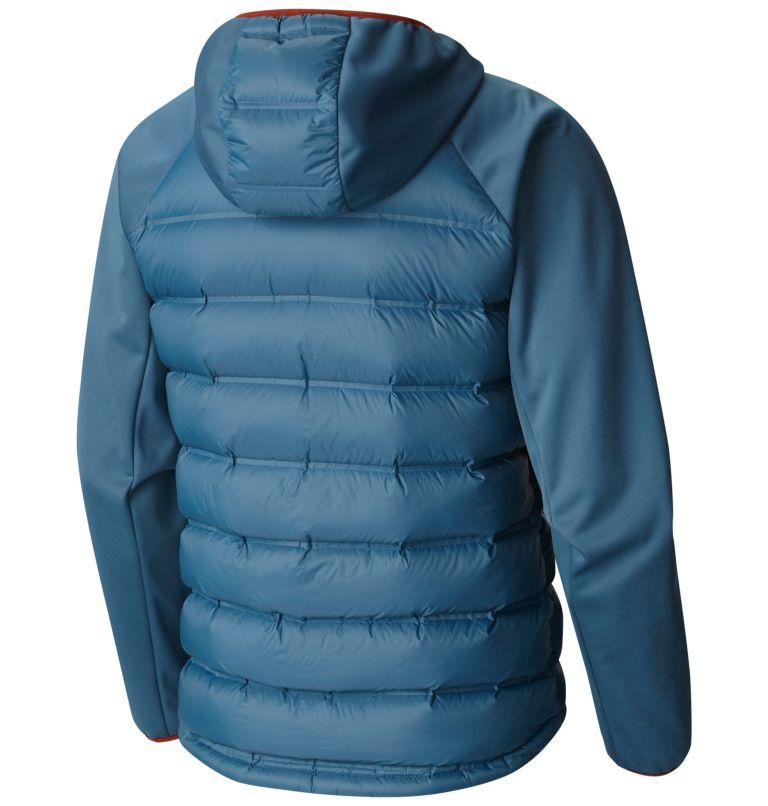 Men's Ramble™ Down Hybrid Hooded Jacket Men's Ramble™ Down Hybrid Hooded Jacket, back