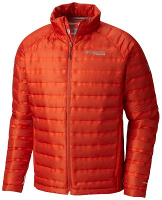 Titan Ridge™ Down Jacket | Tuggl