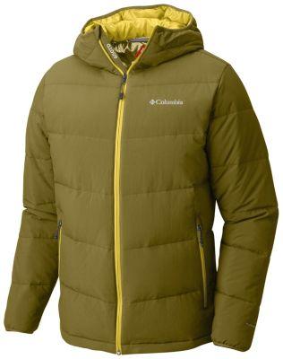 Men's Lone Fir 650 TurboDown™ Hooded Jacket | Tuggl