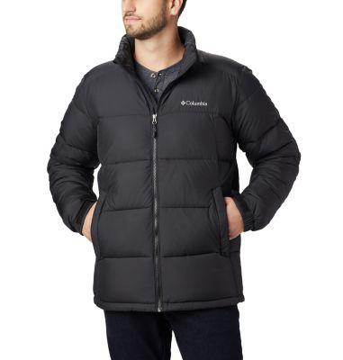 Men S Pike Lake Insulated Warm Jacket Columbia Com