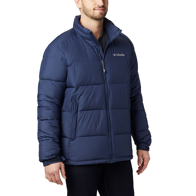 c7b3334d799 Collegiate Navy Men's Pike Lake™ Jacket, ...