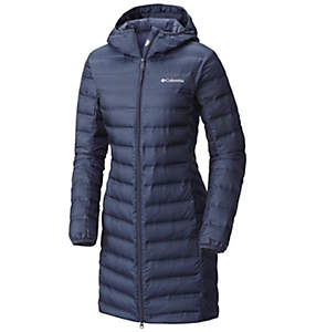 Women's Lake 22™ Long Hooded Down Jacket