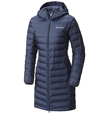 Lake 22™ Long Kapuzenjacke für Damen , front