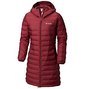Women's Lake 22™ Long Hooded Down Jacket