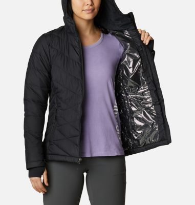 dc3280f61ef Women s Heavenly Water-Resistant Insulated Jacket