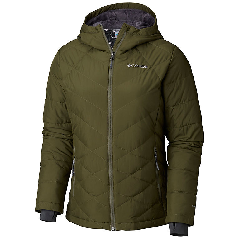 Women s Heavenly Water-Resistant Insulated Jacket  556d7f6048