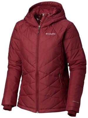 de942a1e0f15d Women s Heavenly Water-Resistant Insulated Jacket
