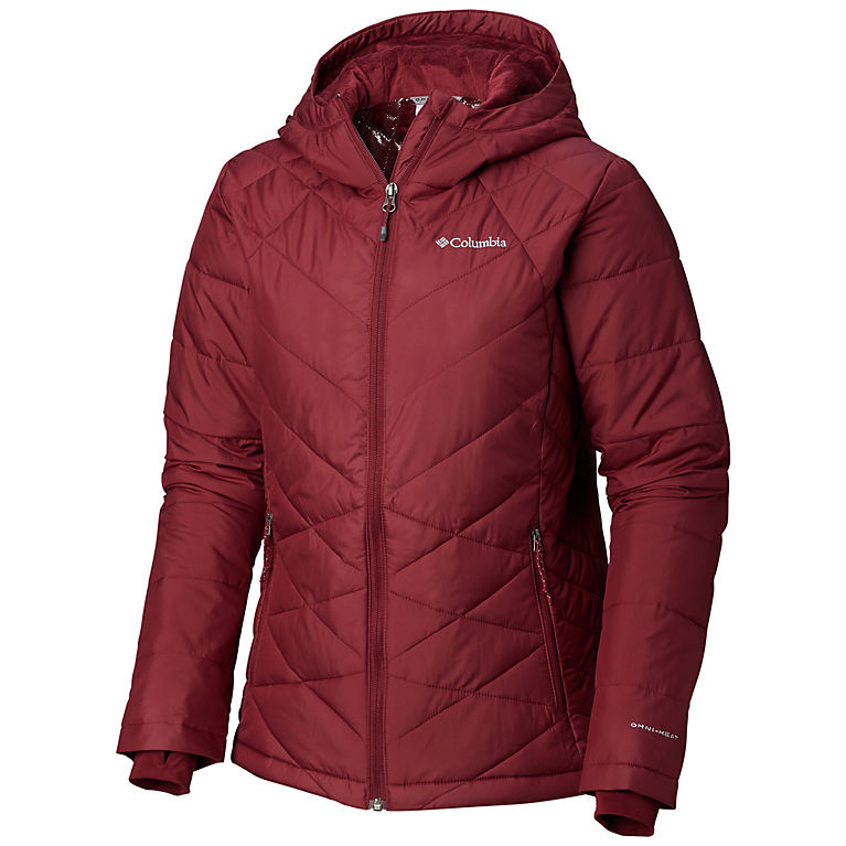 9682c581f7a6 Women s Heavenly Water-Resistant Insulated Jacket