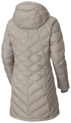 49d20c04f0541 Women's Heavenly Water-Resistant Insulated Long Jacket | Columbia.com
