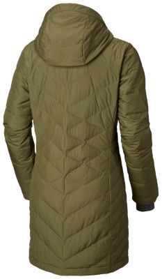 Women s Heavenly Water-Resistant Insulated Long Jacket  6acab3e0b