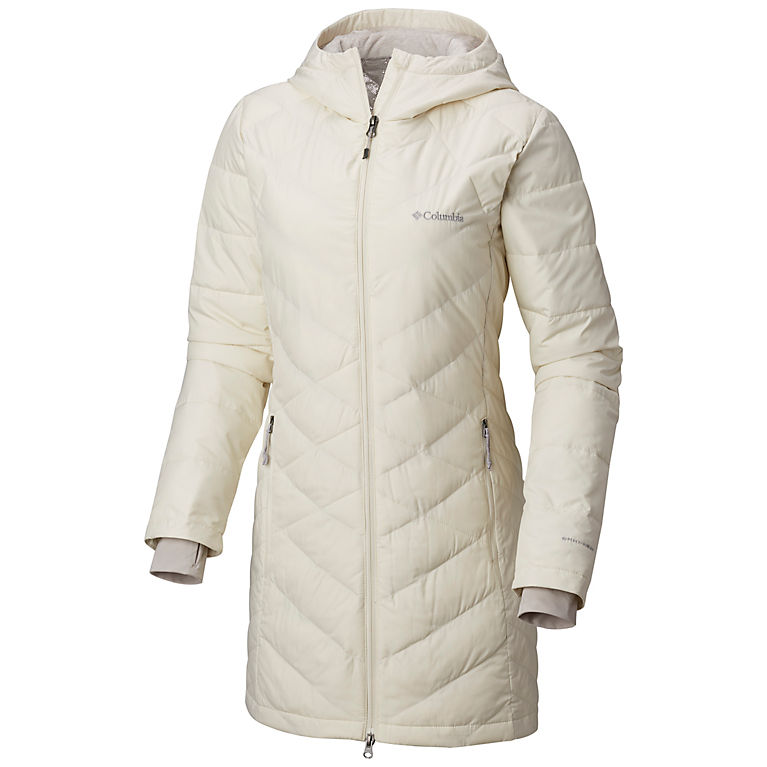 683dbc4e7c Columbia | Women's Heavenly Water-Resistant Insulated Long Jacket ...