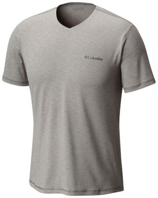 Men's Tech Trail™ V-Neck Shirt at Columbia Sportswear in Daytona Beach, FL | Tuggl