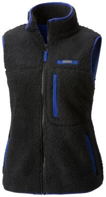 Women's Mountain Side™ Heavyweight Fleece Vest at Columbia Sportswear in Oshkosh, WI | Tuggl