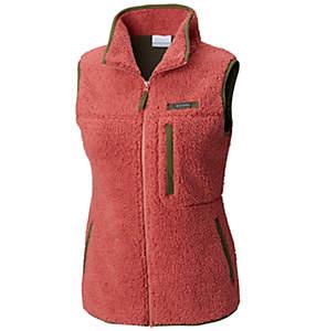 Women's Mountain Side™ Heavyweight Fleece Vest