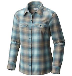 Women's Silver Ridge™ Long Sleeve Flannel Shirt