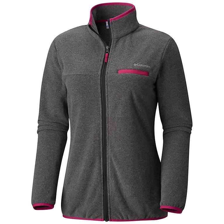 1791007bdd7702 Women s Mountain Crest Fleece Full Zip Jacket