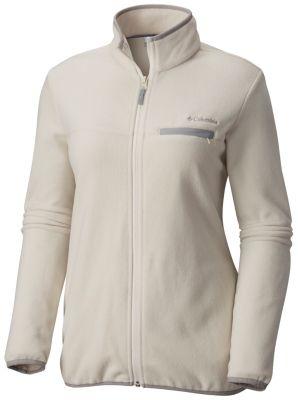 Women's Mountain Crest™ Fleece Full Zip - Plus Size | Tuggl