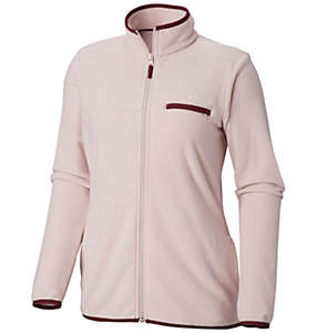 Women's Mountain Crest™ Fleece Full Zip – Plus Size