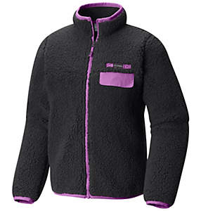 Youth Mountain Side™ Heavyweight Full Zip Fleece