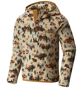 Youth Mountain Side™ Fleece Hoodie