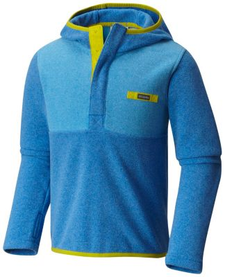 Youth Mountain Side™ Fleece Hoodie at Columbia Sportswear in Oshkosh, WI | Tuggl