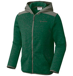 Boy's Birch Woods™ II Full Zip Fleece