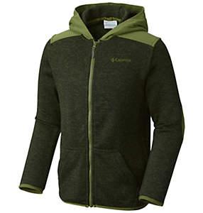Chandail en laine polaire à fermeture éclair complète Birch Woods™ II pour garçon