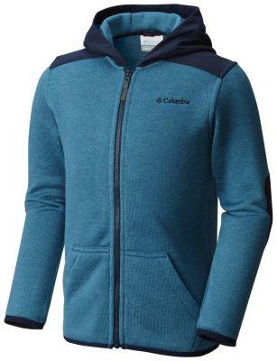 Boy's Birch Woods™ II Full Zip Fleece at Columbia Sportswear in Oshkosh, WI | Tuggl