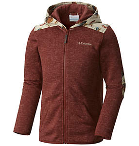 Boy's Birch Woods™ II Full Zip Fleece