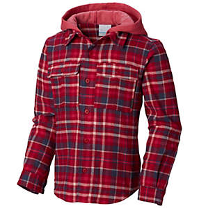 Youth Boulder Ridge™ Flannel Hoodie