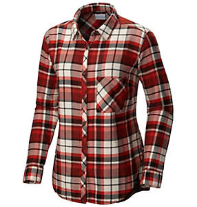 Women's Deschutes River™ Flannel Shirt - Plus Size