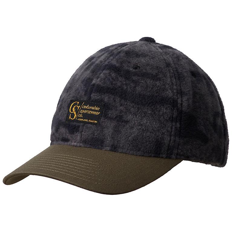 Bugaboo Fleece Snapback Flat Brim Warm Hat  723b5365d48