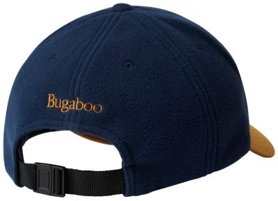 75fb87bca5474 Bugaboo Fleece Snapback Flat Brim Warm Hat