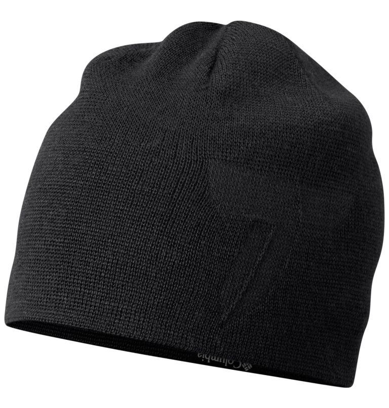 Powder Keg™ Wool Beanie | 010 | O/S Unisex Powder Keg™ Wool Beanie, Black, front