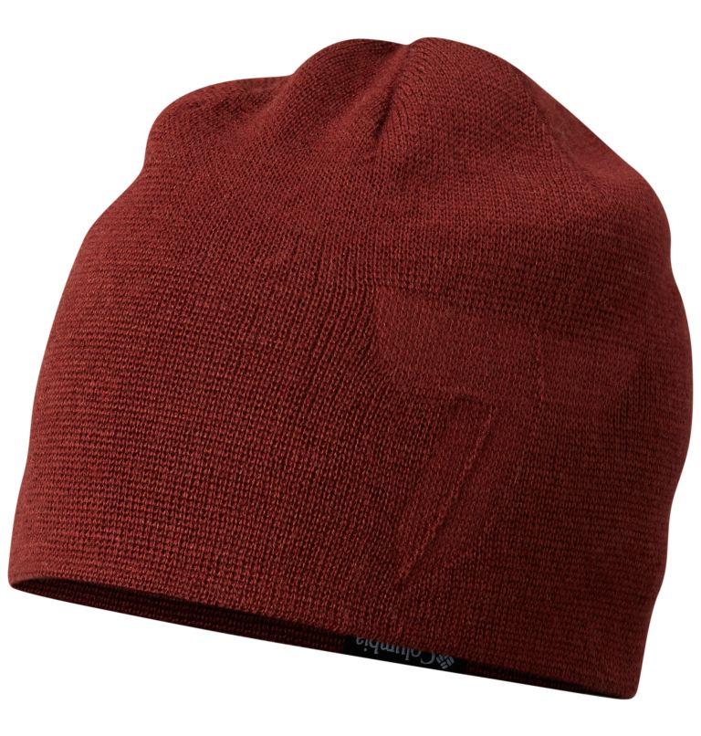 Powder Keg™ Wool Beanie   837   O/S Unisex Powder Keg™ Wool Beanie, Deep Rust, front