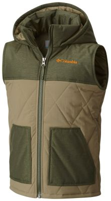Youth Lookout Cabin™ Vest at Columbia Sportswear in Oshkosh, WI | Tuggl