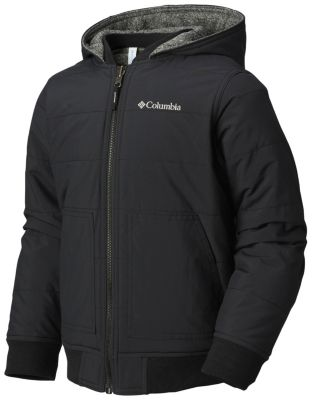 Boys Evergreen Ridge™ Reversible Jacket at Columbia Sportswear in Oshkosh, WI | Tuggl