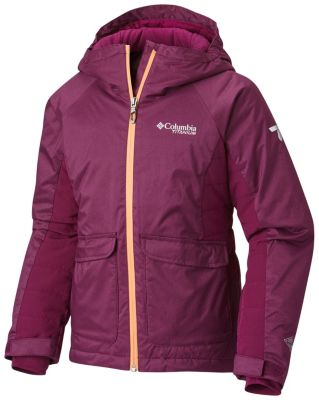 Girl's Pro Motion™ Jacket at Columbia Sportswear in Oshkosh, WI | Tuggl