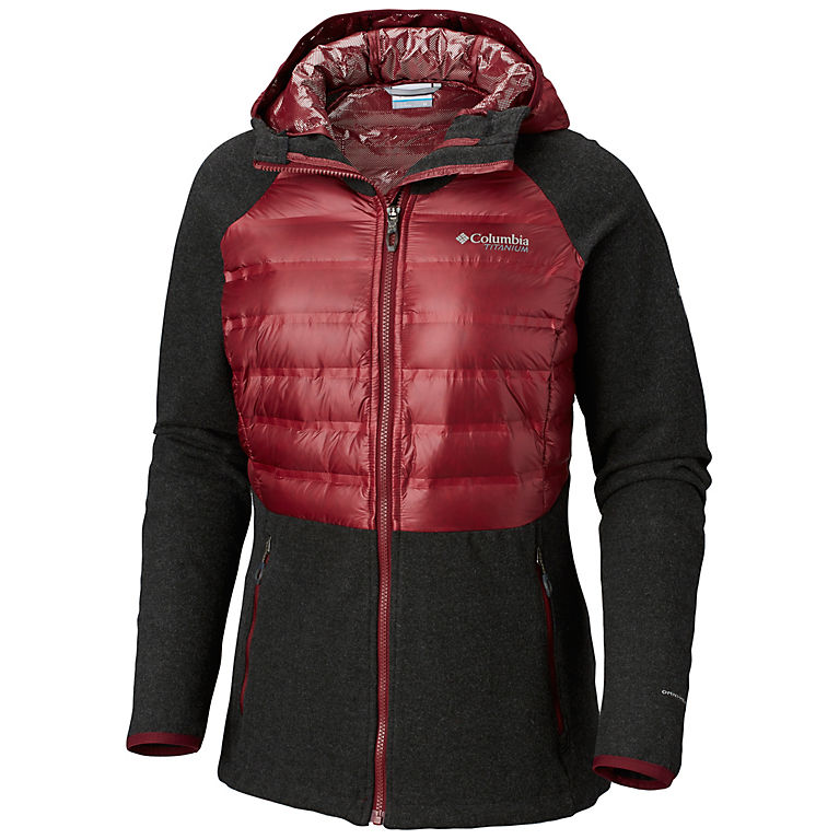 ad689638b Women s Snowfield Hybrid Jacket