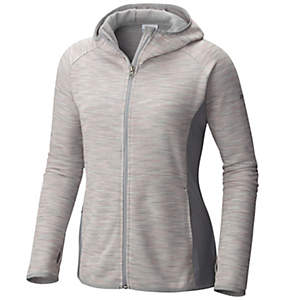 Women's Optic Got It™ II Hooded Fleece Jacket - Plus size