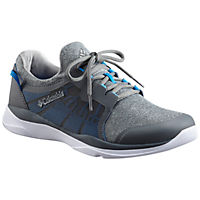 Columbia ATS Trail LF92 Men's Shoes (Monument, Hyper Blue)