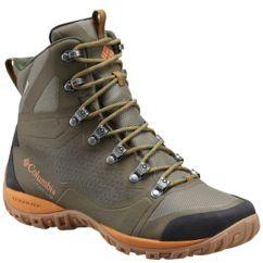 Columbia Men S Ats Trail Chukka Waterproof Hiking Shoe