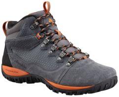 Men's Peakfreak Venture Mid Suede Waterproof Shoes
