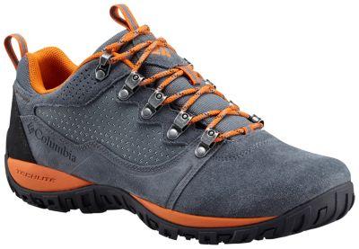Men S Peakfreak Venture Suede Waterproof Shoe