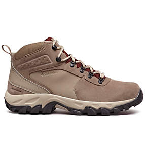 Men's Newton Ridge™ Plus II Suede Waterproof Boot - Wide